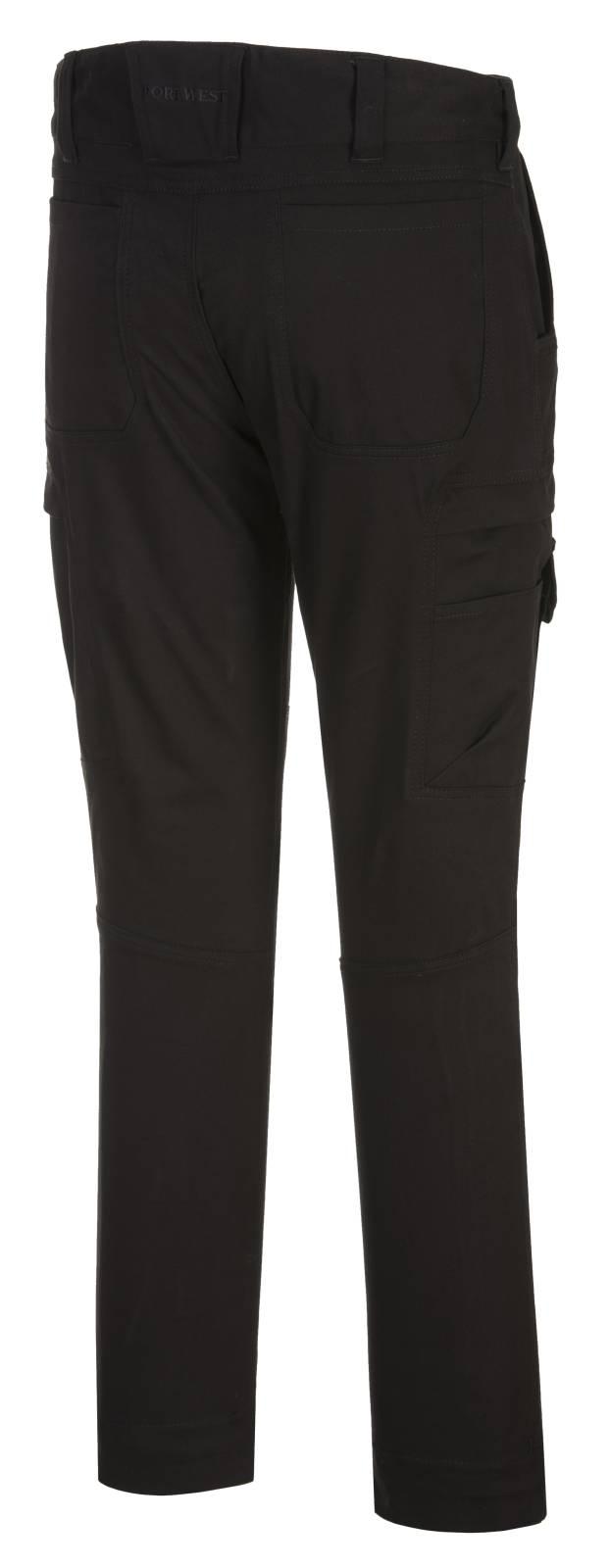 Portwest Broeken T801 zwart(BK)