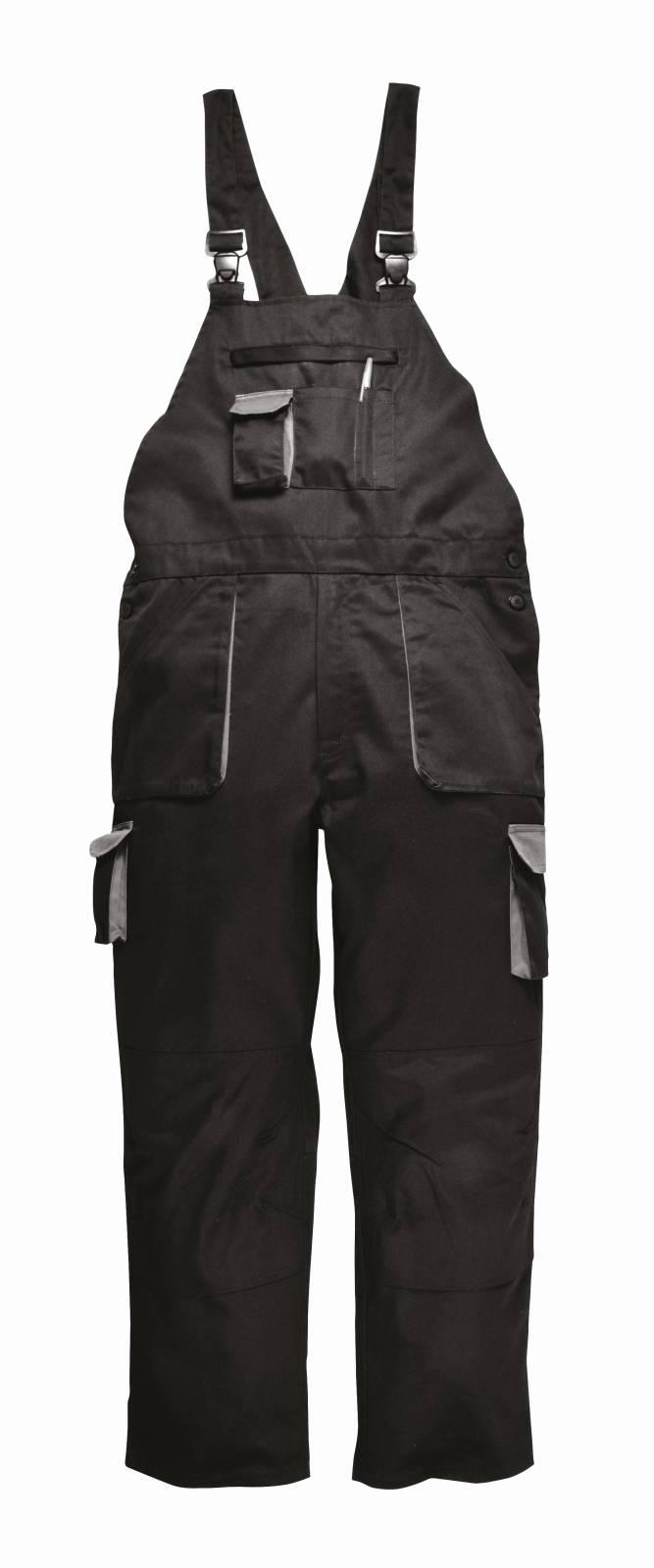 Portwest Amerikaanse overalls TX17 zwart(BK)