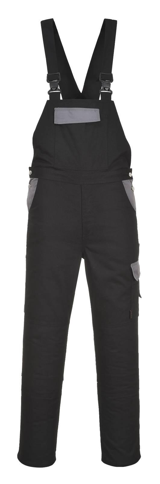 Portwest Am. Overalls TX39 UPF50+ UV zwart(BK)