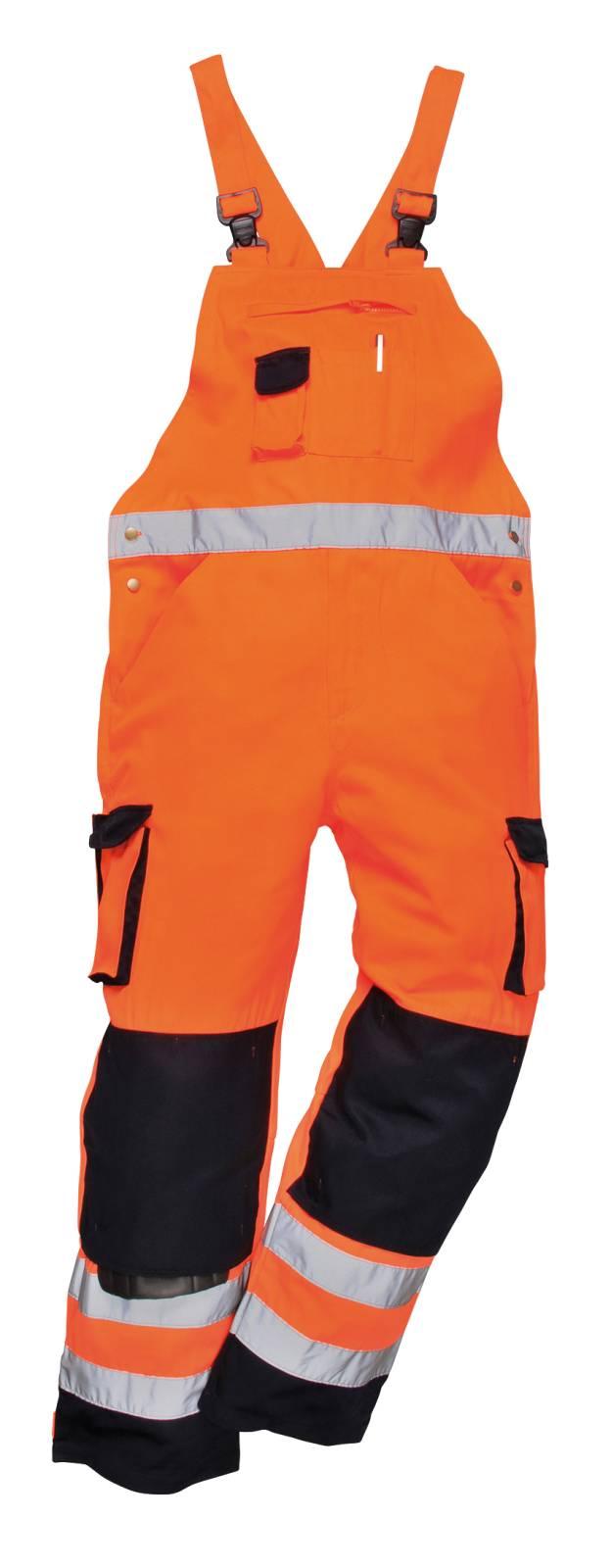 Portwest Am. Overalls TX52 oranje-marineblauw(ON)