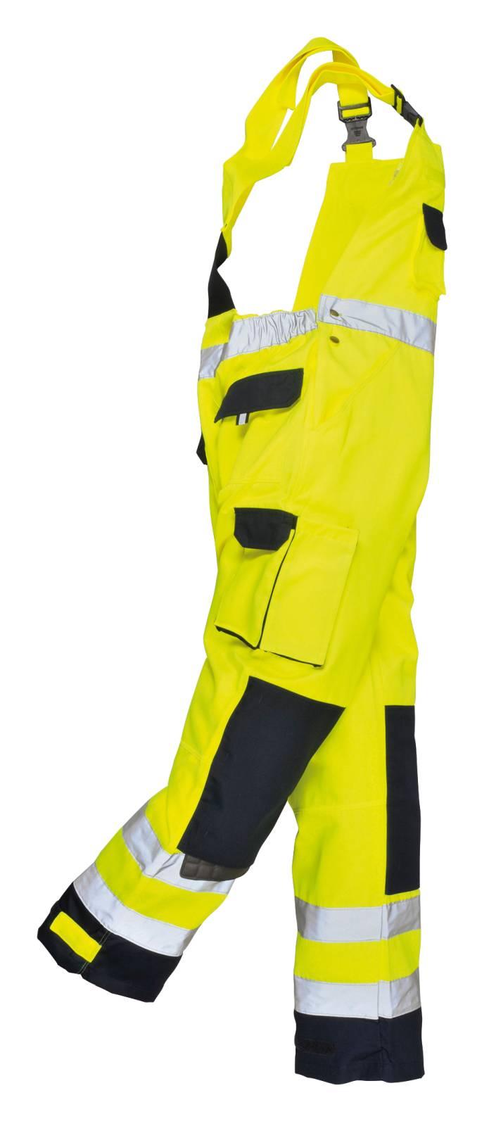 Portwest Am. Overalls TX52 geel-marineblauw(YN)