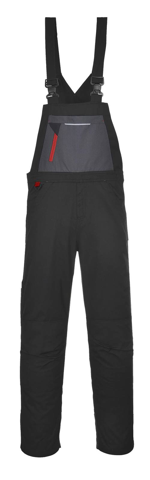 Portwest Amerikaanse overalls TX62 UPF50+ UV zwart(BK)