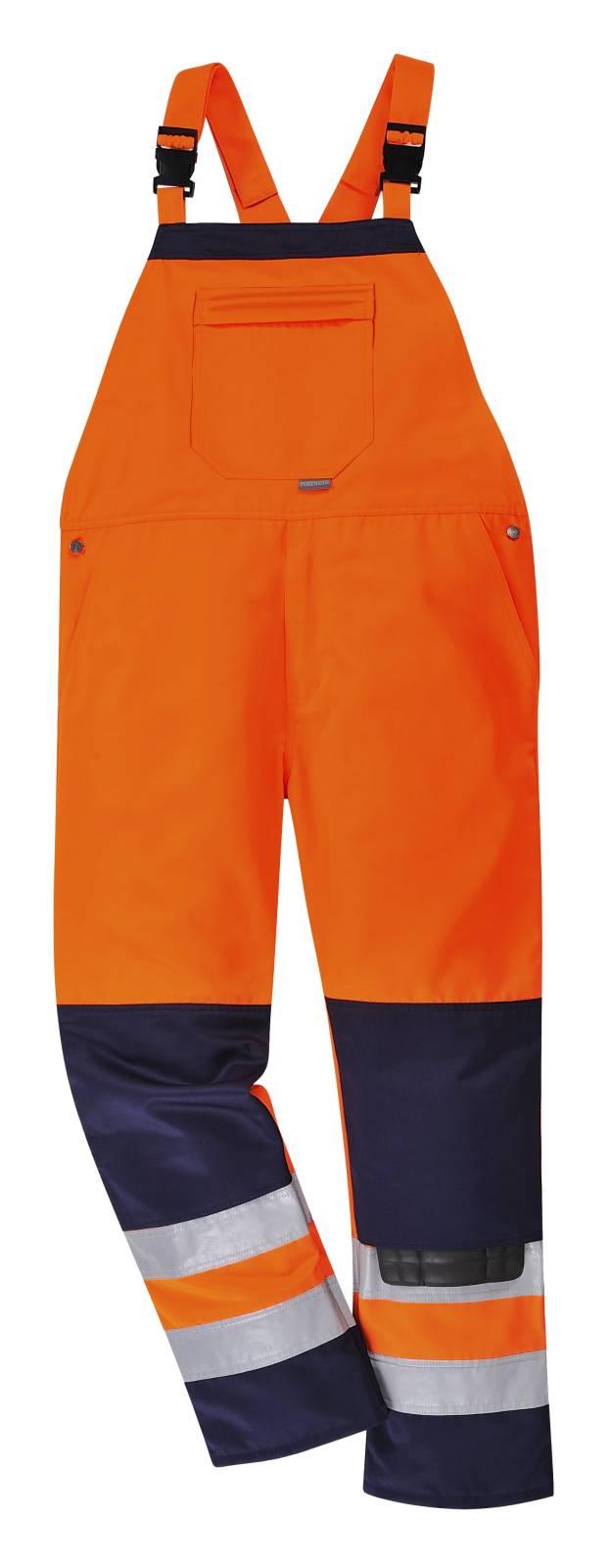 Portwest Am. Overalls TX72 oranje-marineblauw(ON)