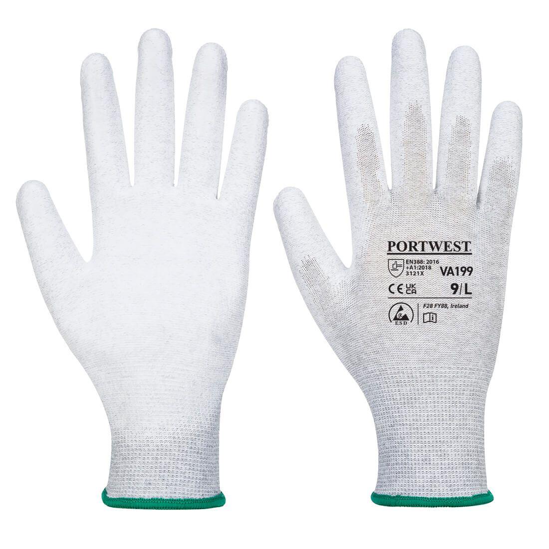 Portwest Handschoenen VA199 grijs(G7)