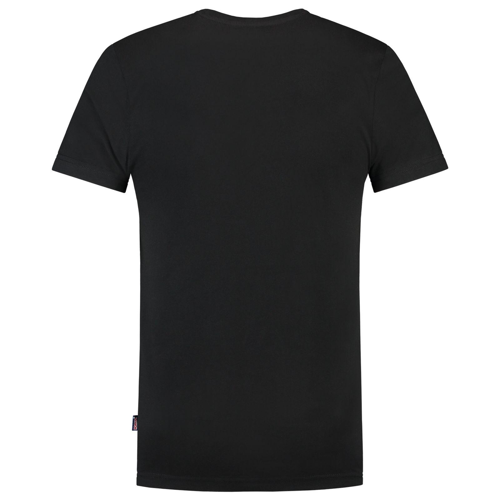 Tricorp Casual Kinderkleding T-shirts 101014-TFR160 zwart(Black)