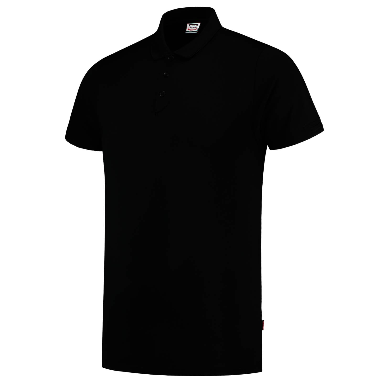 Tricorp Casual Poloshirts 201001-PBA180 zwart(Black)