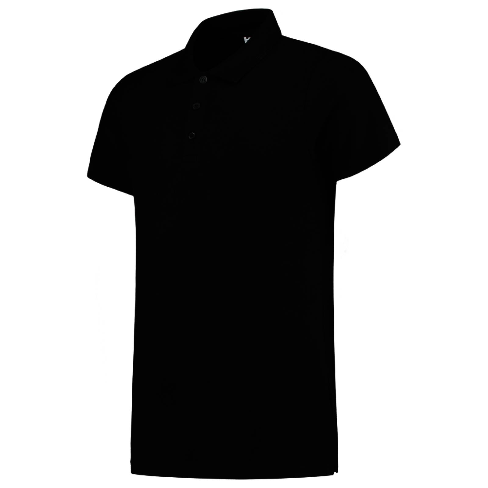 Tricorp Casual Poloshirts 201005-PPF180 zwart(Black)