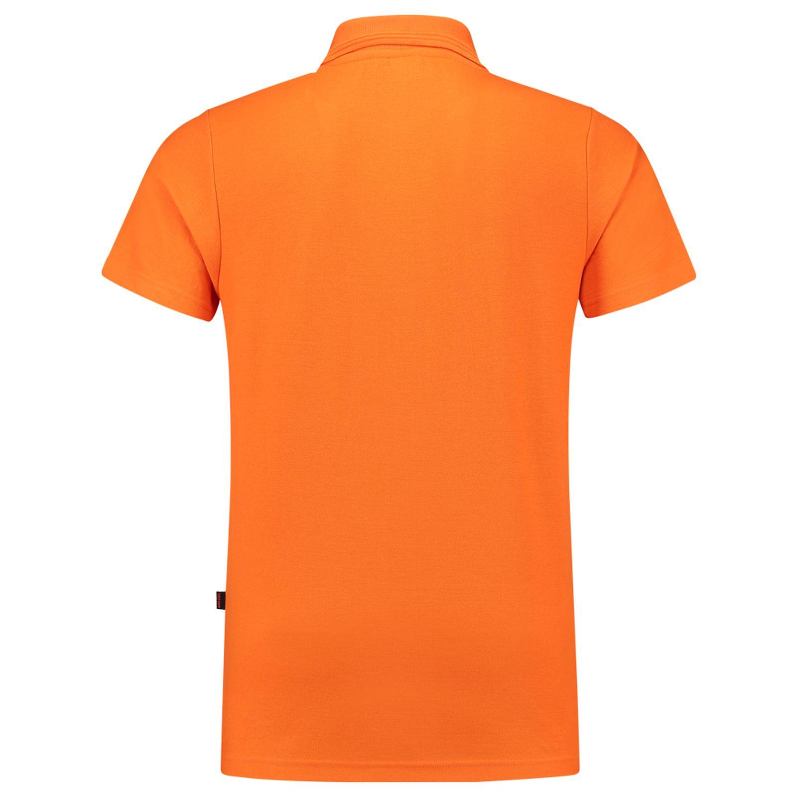 Tricorp Casual Kinderkleding Poloshirts 201016-PFF180 oranje(Orange)