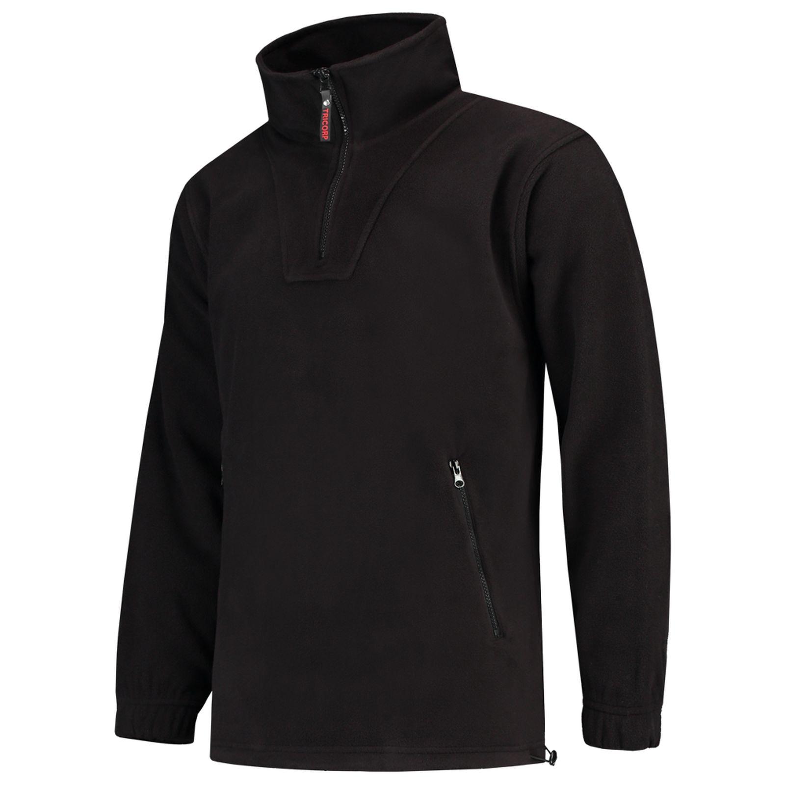 Tricorp Casual Truien 301001-FL320 zwart(Black)