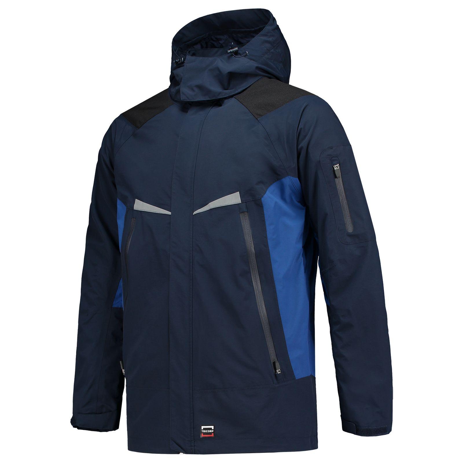 Tricorp Casual Jassen 401002 inktblauw-koningsblauw(InkRoyalbl)