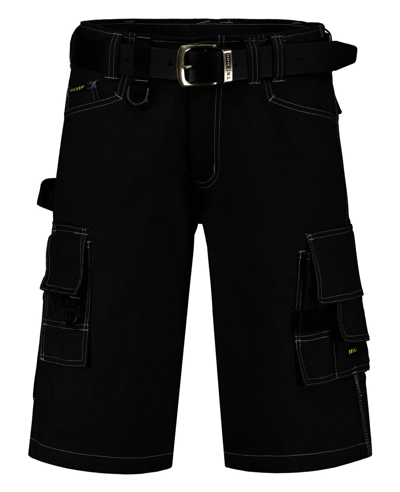 Tricorp Workwear Broeken 502006-TKC2000 Lage taille donkergrijs(DarkGrey)