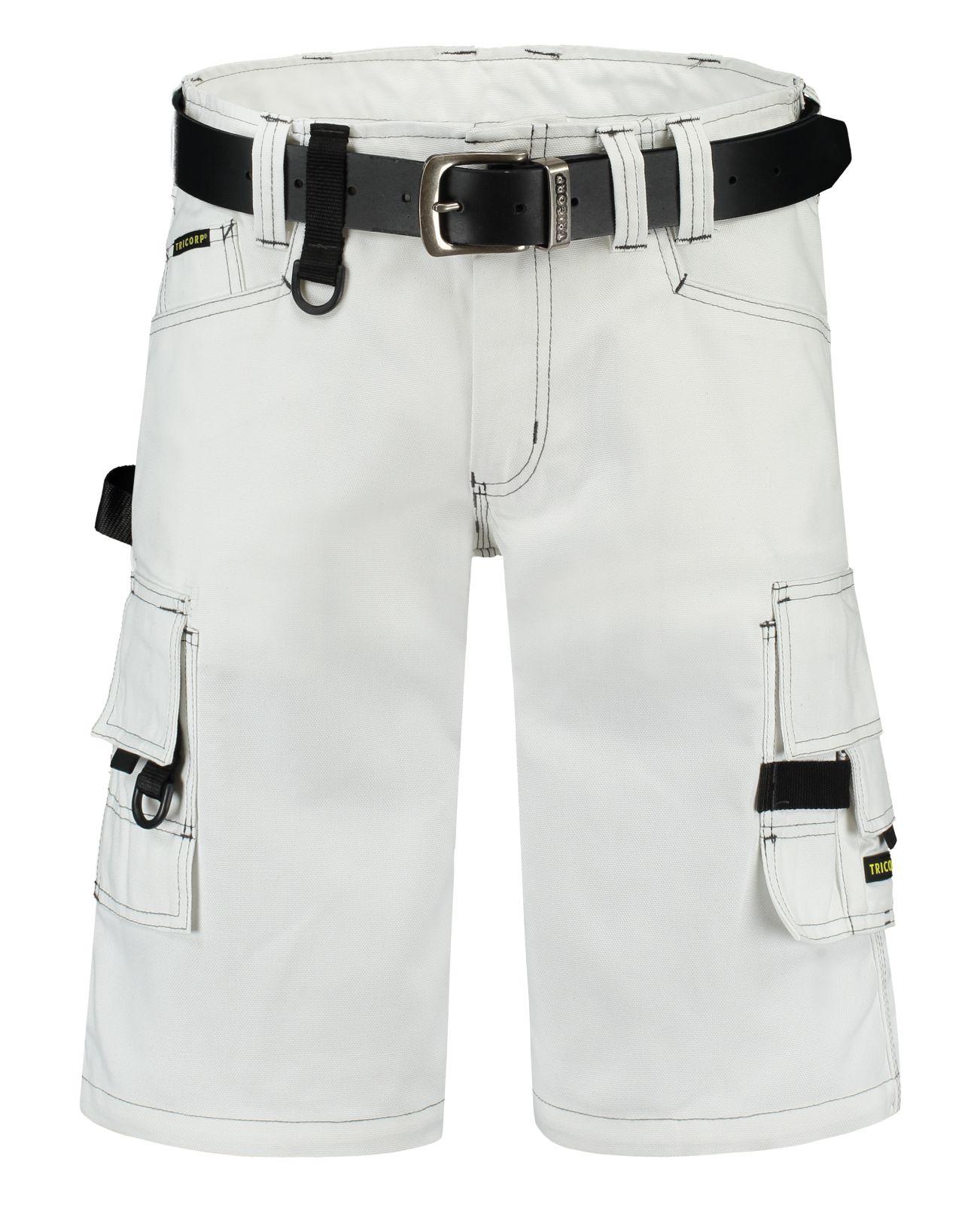 Tricorp Broeken 502006-TKC2000 Lage taille wit(White)