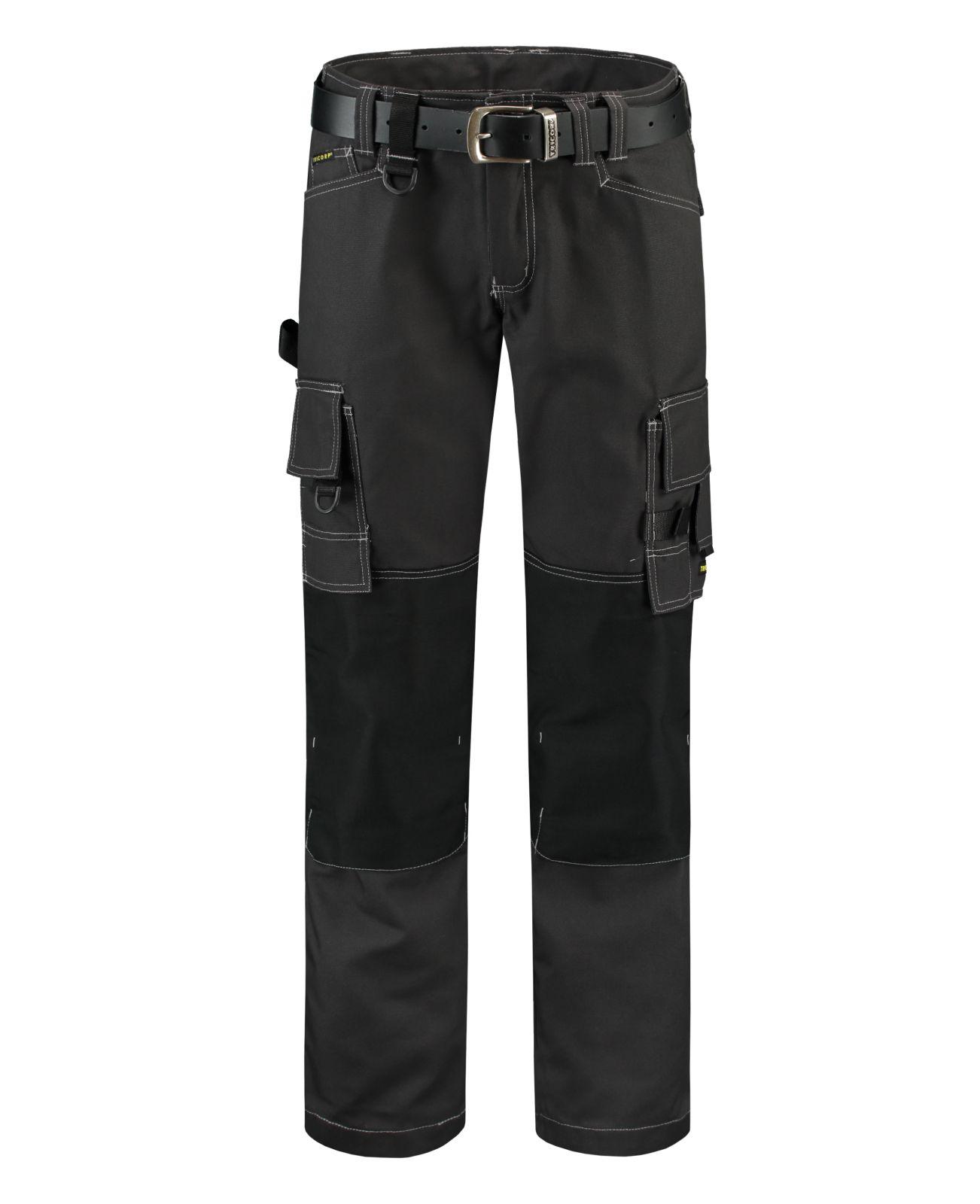 Tricorp Broeken 502009-TWC2000 donkergrijs-zwart(DgreyBlack)
