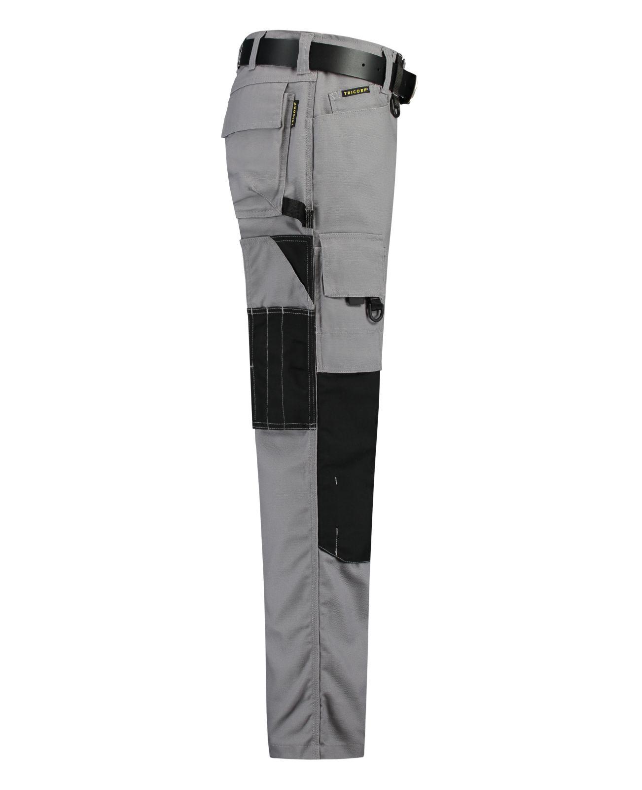 Tricorp Broeken 502009-TWC2000 grijs-zwart(greyBlack)