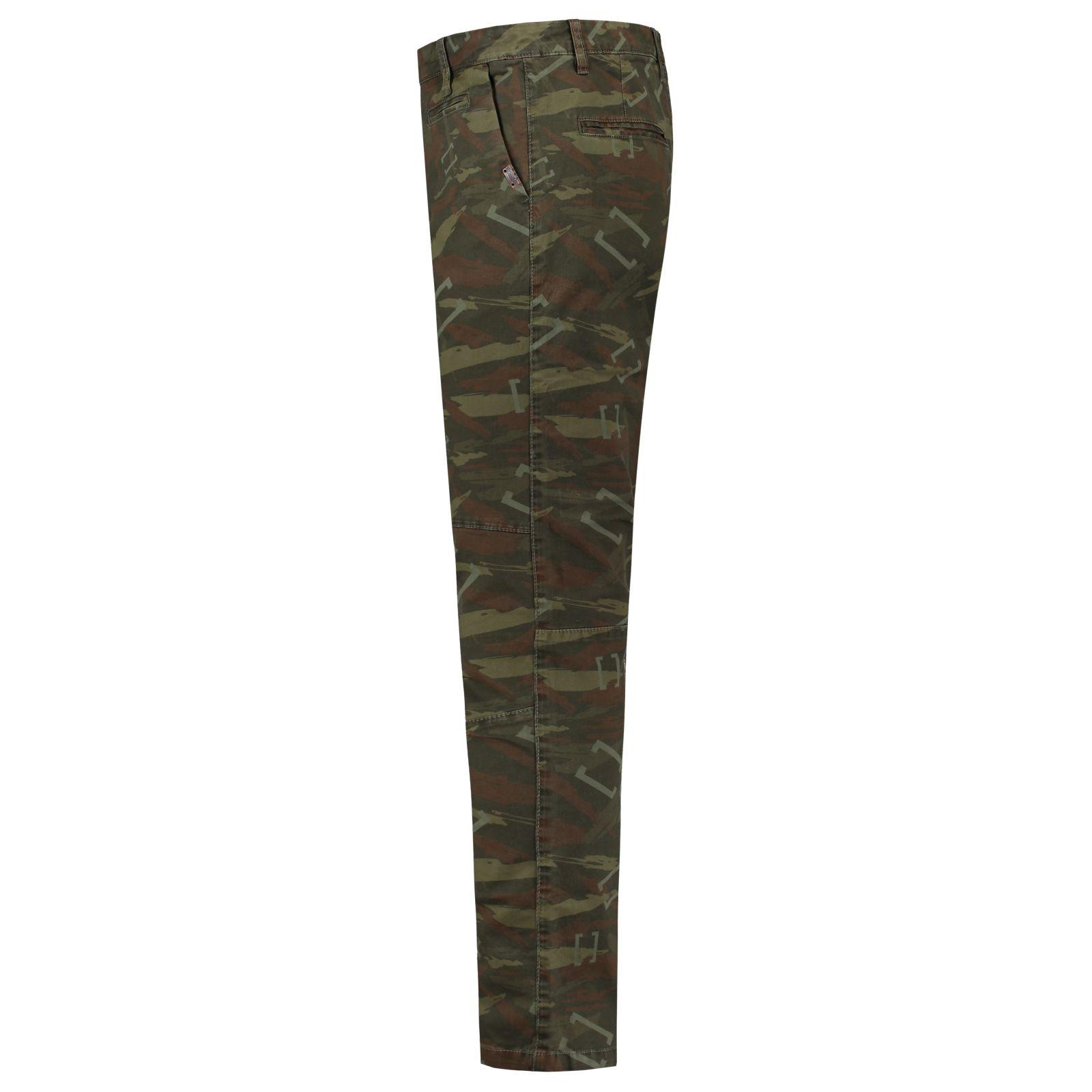 Tricorp Premium Broeken 504003 camouflageprint(Armyprint)