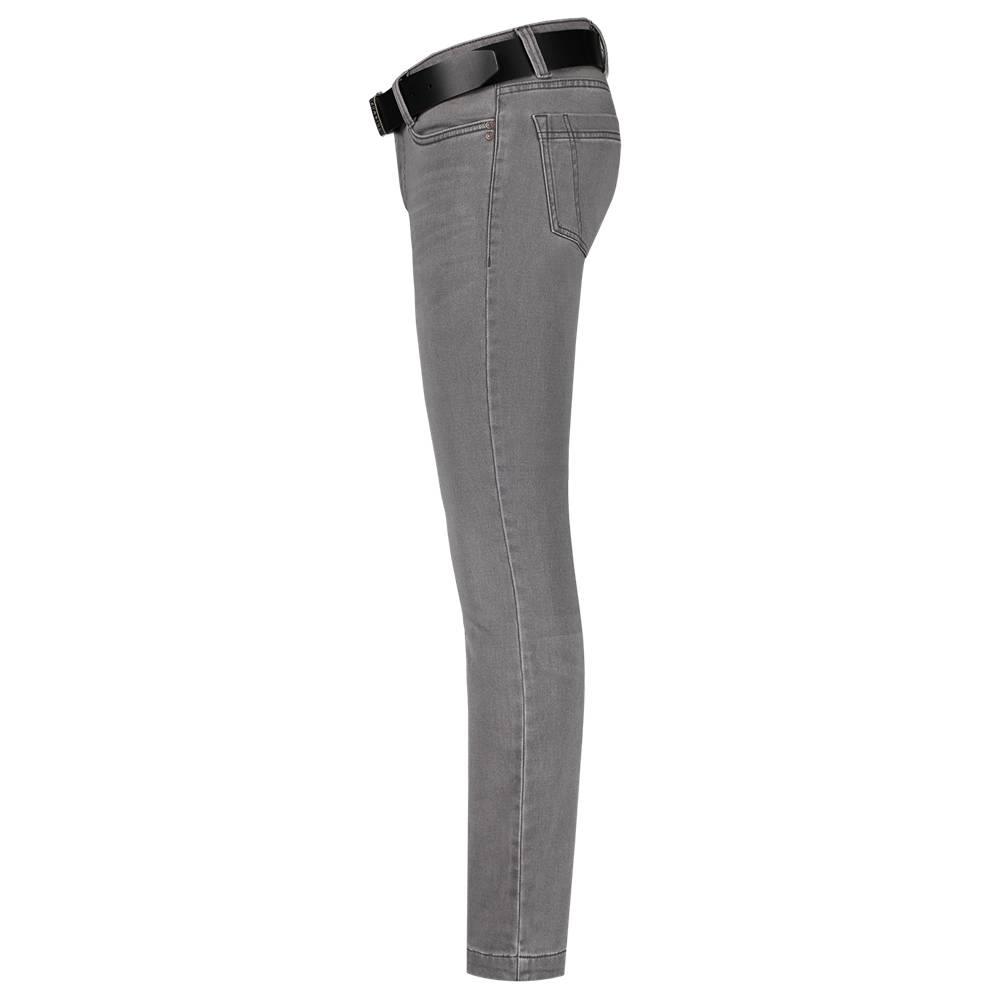 Tricorp Broeken 504004 Stretch denimgrijs(Denimgrey)