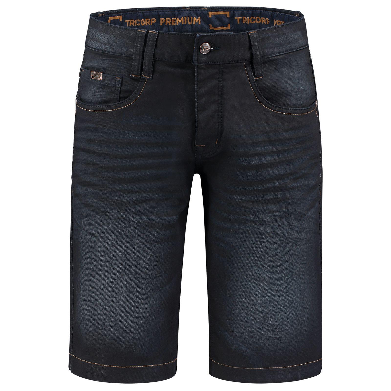 Tricorp Broeken 504010 Stretch denimblauw(Denimblue)