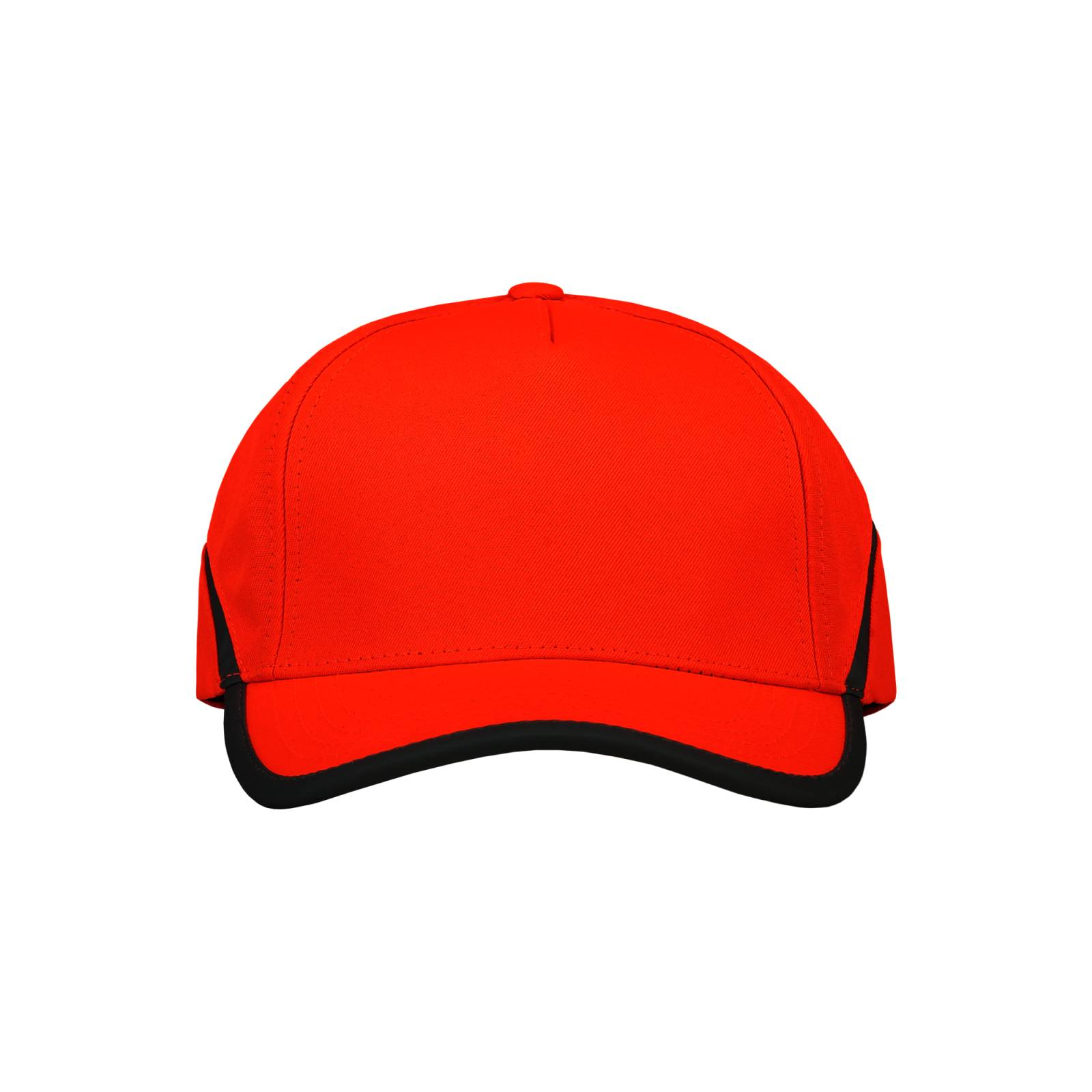 Tricorp Caps 653002 fluo oranje(OrangeOne size)